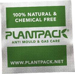 PlantPack natural non toxic desiccant mould gas eliminator, environmental friendly and 100% natural chemical free product benzene toluene will be absorbed